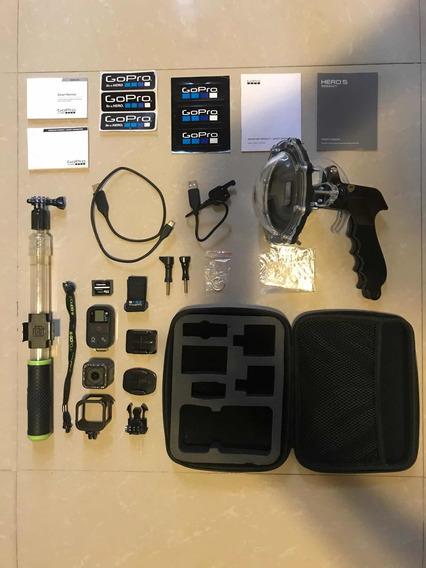 Gopro Hero 5 Session - Kit Completo