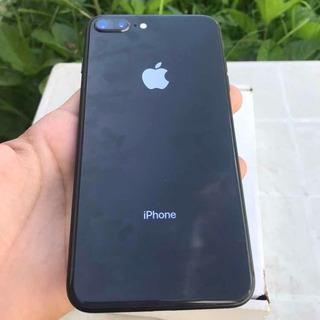 iPhone 8 Plus 64gb Black (520v) Con Protector De Pantalla