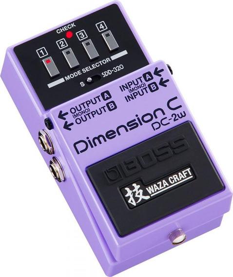 Pedal Para Guitarra Boss Dc-2w - Dimension C