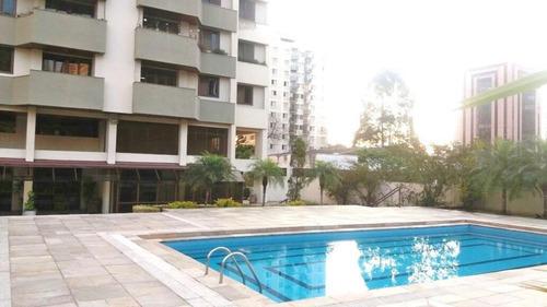Apartamento Com 3 Dormitórios À Venda, 120 M² Por R$ 590.000,00 - Morumbi - São Paulo/sp - Ap6594