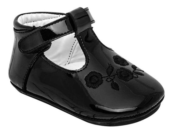 Zapato Casual Para Bebe Marca Ensueño Charol 085-21 Dog