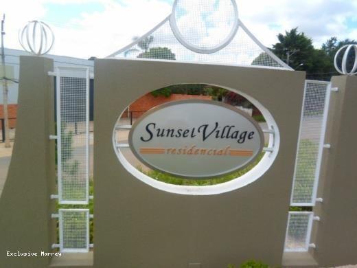 Terreno Em Condomínio Para Venda Em Bragança Paulista, Condomínio Sunset Village, 323 M² - 516
