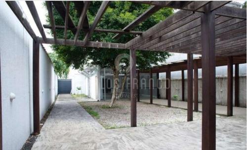 Casa Comercial Na Melhor Rua Dos Jardins - Ze17171