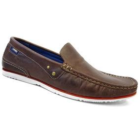 5d4c385331 Mocassim Masculino Freeway Vermelho - Sapatos no Mercado Livre Brasil