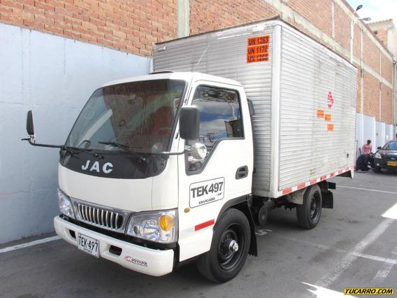 Jac 1035k Camión Furgón