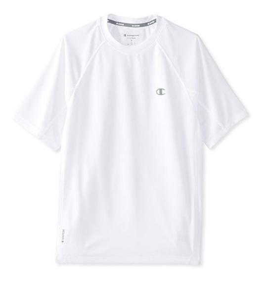 Camiseta Powertrain Performance White Champion