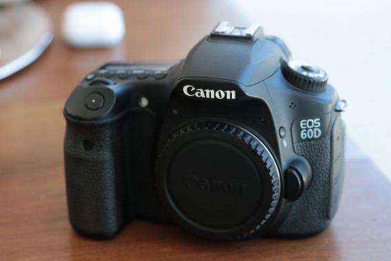 Canon 60d - Perfeito Estado