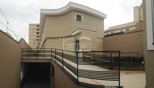 Imagem 1 de 15 de Em Exposição  Sobrado No Tucuruvi Com 3 Dormitórios Sendo 1 Suite 2 Vagas, Elevado, Próximo Do Metro - Cf3311