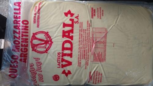 Muzzarella Vidal X 10 Kg