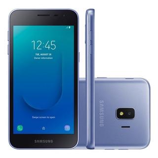 Smartphone Samsung J2 Core Prata 16gb Câmeras 8mp E 5mp