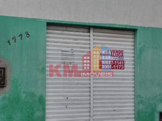 Vende-se Ou Aluga-se Prédio Na Av. Felipe Camarão Em Mossoró - Pr2588