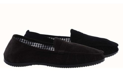 Imagen 1 de 4 de Zapato Mocasin Calzado Hombre
