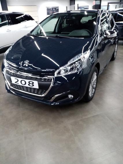Peugeot 208 Allure Puretech Gasolina 2020