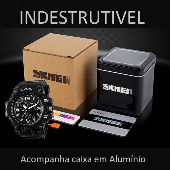 Relógio Skmei - Novo !! Promoção De Natal