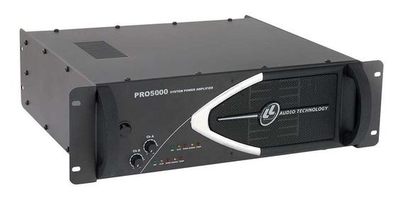 Potência Profissional L L Pro 5000 1250w Rms - Bivolt