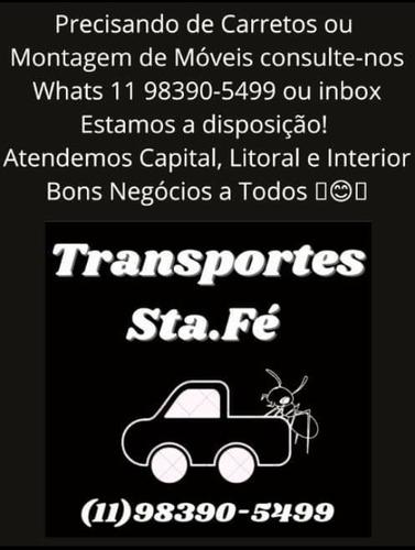 Carretos Sp, Interior E Litoral