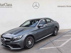 Blindaje De Fabrica Mercedes-benz Clase C 2017 4p C 63 Amg