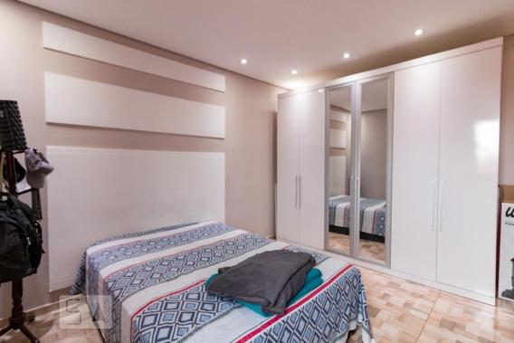 Casa Para Aluguel - Picanço, 1 Quarto, 30 - 893036533
