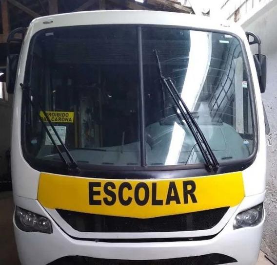 Micro Ônibus Escolar Vw 9150 Ibrava - 2009/10 23 Lug Mandela