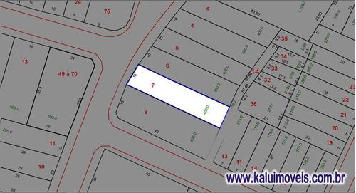 Bangu - Terreno Com 400m² - Comercial Ou Residêncial - 69012