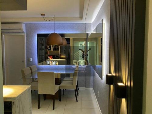 Imagem 1 de 30 de Apartamento À Venda, 140 M² Por R$ 710.000,00 - Itacorubi - Florianópolis/sc - Ap2013
