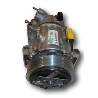 Compresor De Aire Acondicionado Citroen C4 Desde 2007
