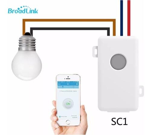 Broadlink Sc1 Modulo Interruptor Controlador Wifi Domótica