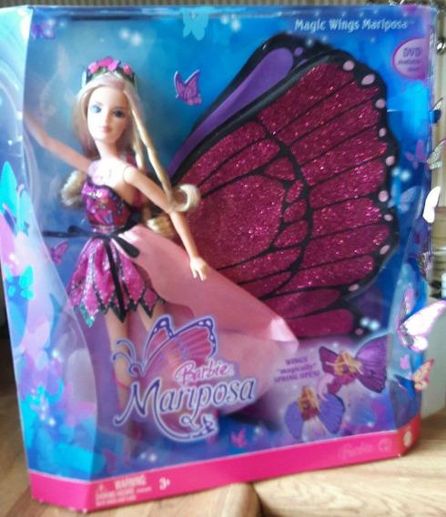 Barbie Butterfly Mariposa