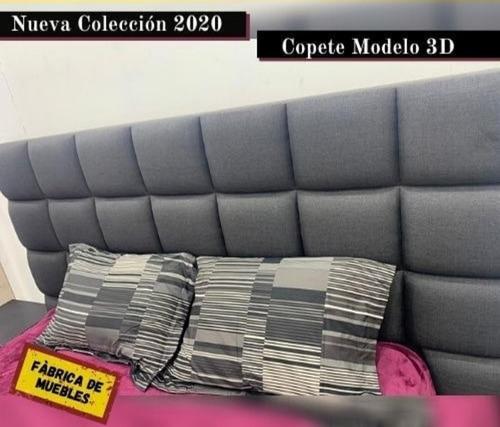 Box Y Copete 3d