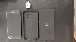 Oferta!! Samsung S7- Funciona Perfecto C/detalles Pantalla