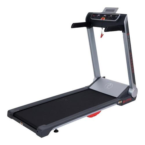 Cinta de correr eléctrica Sunny Health & Fitness SF-T7718 110V/220V negro