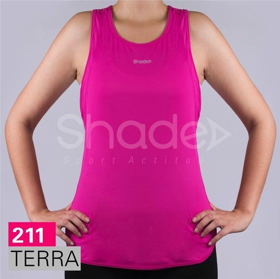 Musculosa Espalda Calada Mujer 211 Terra Shade
