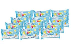 Kit Lenços Umedecidos Muriel Com 600 Unidades Baby Menino