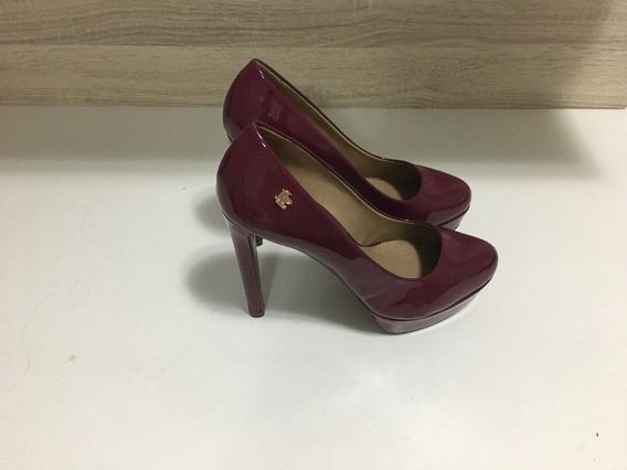 Sapato Lança Perfume Marsala 35