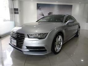 Audi A7 5p S Line L4/2.0/t Aut Quattro
