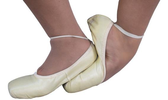 Zapatillas Para Danza Clásica Ballet De Punta Profesionales