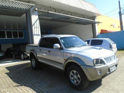L 200 Autdoor - 2010 Mecânica - 4x4 - Diesel