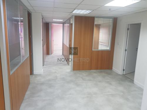 Sala Para Aluguel Em Nova Campinas - Sa005654