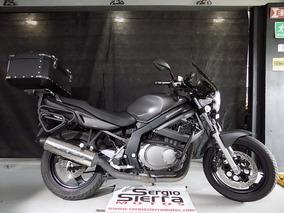 Suzuki Gs500 Gris 2018