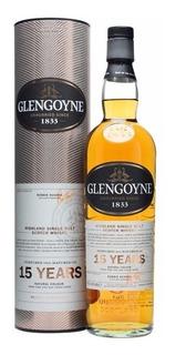 Whisky Single Malt Glengoyne 15 Años 43%abv Origen Escocia.