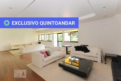 Apartamento No 8º Andar Com 4 Dormitórios E 3 Garagens - Id: 892869615 - 169615