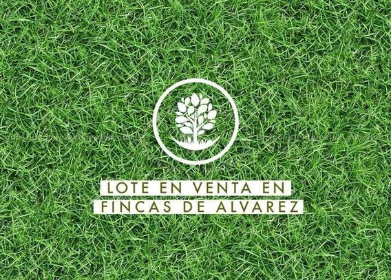 Terreno En Venta En Fincas De Alvarez