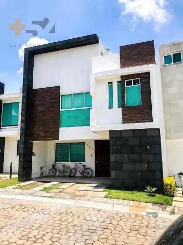 Casa En Venta En Parque Capellania Lomas De Angelopolis. Excelente Precio