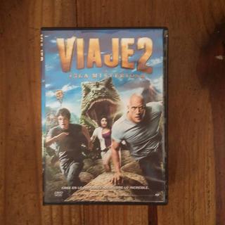 Película Viaje 2 La Isla Misteriosa Dwayne Johnson Dvd (p4)