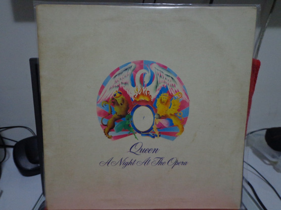 Lp Queen - A Night At The Opera