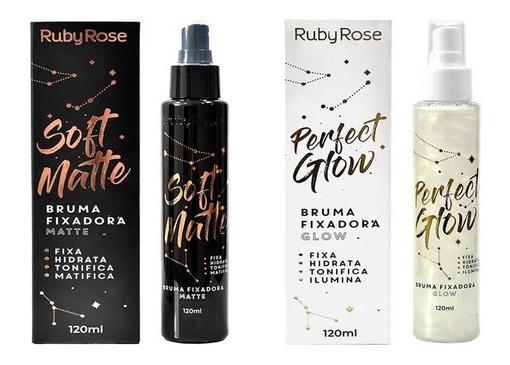Bruma Soft Mate + Perfect Glow Ruby Rose Kit 2 Un.
