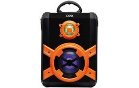 Caixa De Som Portátil Oex Game Bluetooth Sd Usb 80w Rms