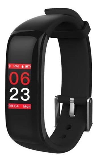 Relógio Inteligente Monitor Cardíaco Bluetooth Smartband Fit