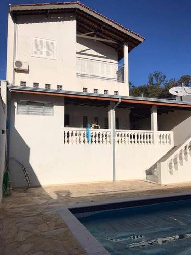 Imagem 1 de 23 de Casa Com 3 Dormitórios, 300 M² - Venda Por R$ 1.250.000,00 Ou Aluguel Por R$ 5.000,00/mês - Vila Pasti - Louveira/sp - Ca0469