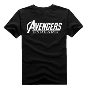 2 Playeras Avengers Endgame Para Familia Ó Amigos 2 Playeras